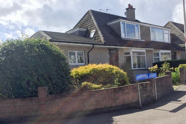 Thumbnail Semi-detached house to rent in Sunnyside Avenue, Aberdeen