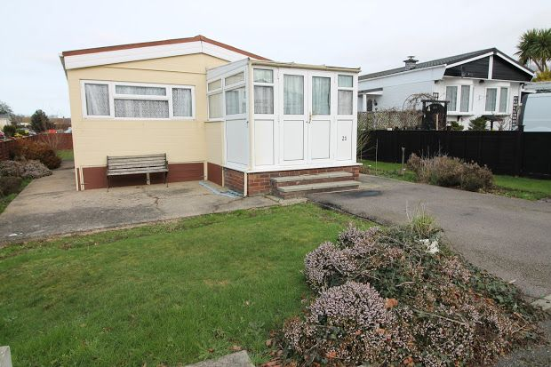 Thumbnail Property for sale in St. Osyth Road East, Clacton-On-Sea