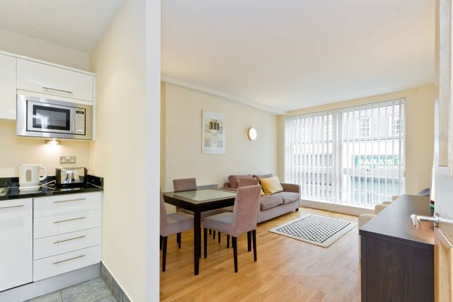 Thumbnail Flat to rent in 100 Leather Lane, Farringdon, London