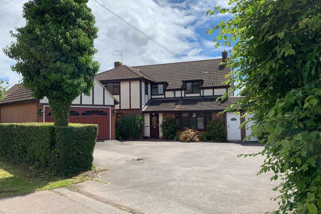 Thumbnail Detached house for sale in Old Church Road, East Hanningfield