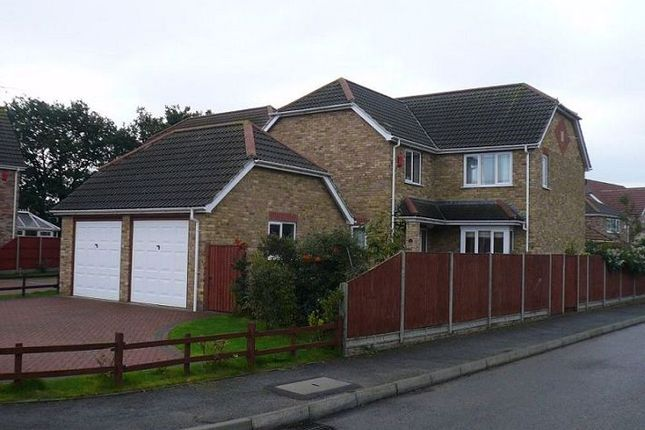 Thumbnail Detached house to rent in Ascot Way, North Hykeham, Lincoln