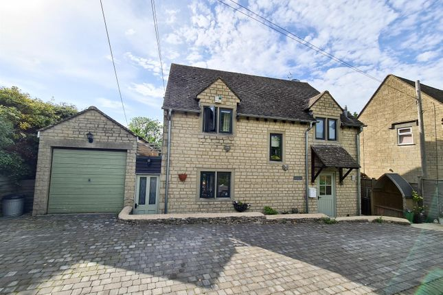 Thumbnail Detached house for sale in Wells Road, Eastcombe, Stroud