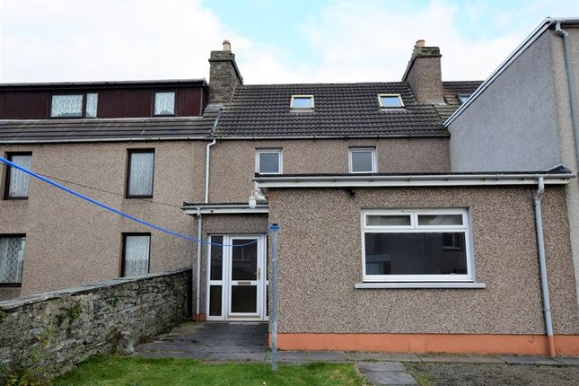 Thumbnail Terraced house for sale in 61 Willowbank, Wick