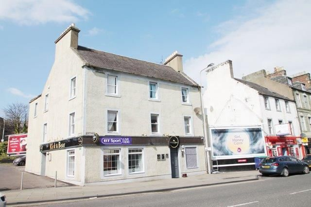 Thumbnail Commercial property for sale in 399, High Street, Kirk And Bear Restaurant, Kirkcaldy, Fife KY12Sg