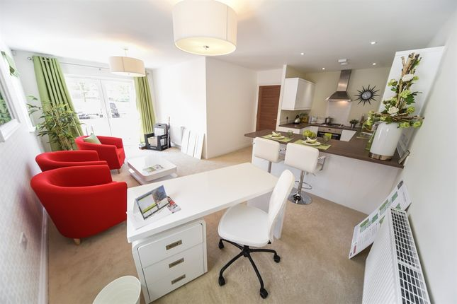 Thumbnail Flat for sale in Havelock Gardens, Thurmaston, Leicester