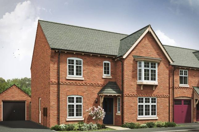 """Thumbnail Detached house for sale in """"The Darlington B"""" at Davidsons At Wellington Place, Leicester Road, Market Harborough"""