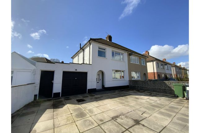 Thumbnail Semi-detached house for sale in Heol Coed Cae, Whitchurch