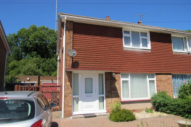 Thumbnail Semi-detached house for sale in Pettman Close, Herne Bay