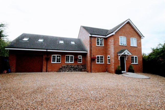 Thumbnail Detached house for sale in Buryhill Farm, Braydon, Swindon