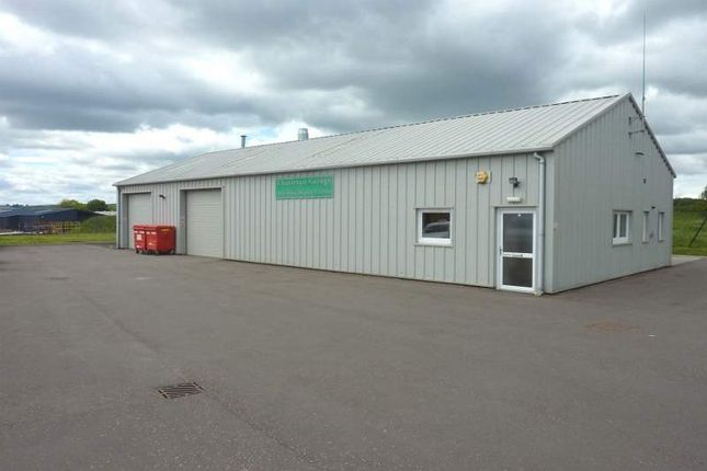 Thumbnail Commercial property for sale in T/A Charleton Cabs, Montrose
