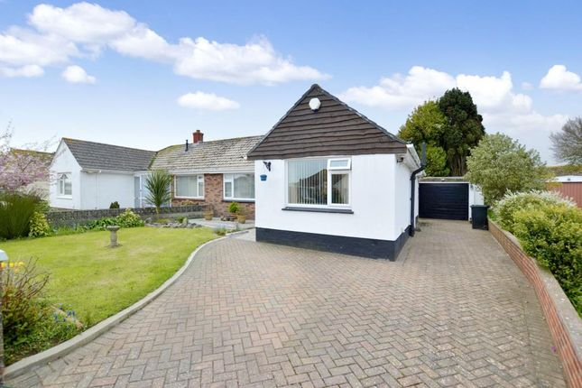 Thumbnail Semi-detached bungalow for sale in Smardon Avenue, Brixham, Devon