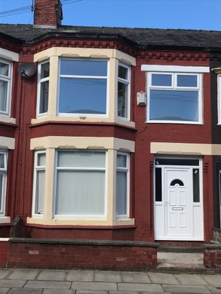 Thumbnail Terraced house to rent in Endborne Road, Liverpool