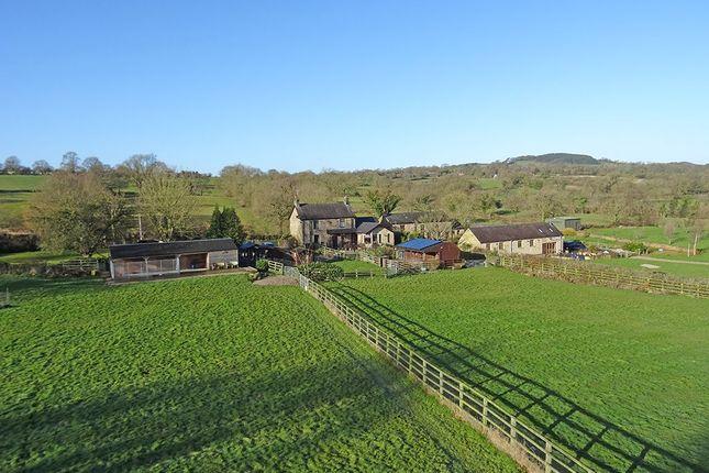 Thumbnail Detached house for sale in Butterfield Lane, Brackenfield, Alfreton, Derbyshire