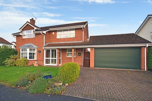Thumbnail Detached house for sale in Patrick Way, Aylesbury, Buckinghamshire