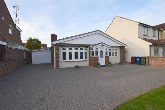 Thumbnail Detached bungalow for sale in Southend Road, Stanford-Le-Hope, Essex
