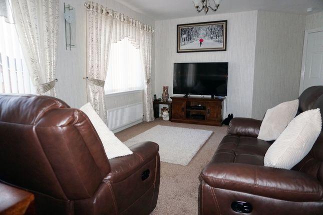 Lounge of Vryburg Crescent, Lindsayfield East Kilbride G75