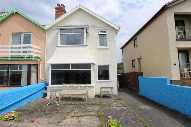 Thumbnail Semi-detached house for sale in Borth, Ceredigion, Borth