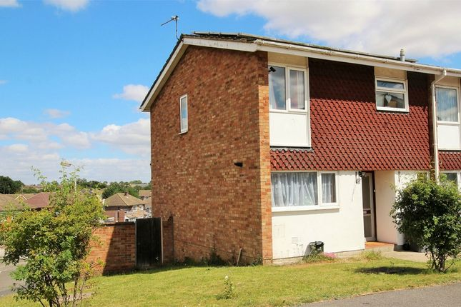 Thumbnail End terrace house for sale in Godlings Way, Braintree, Essex