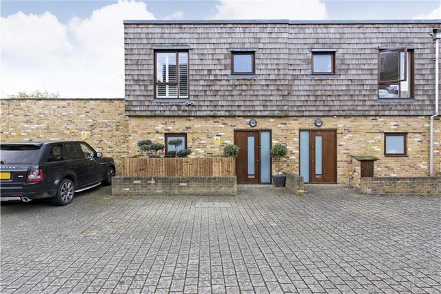 Thumbnail End terrace house for sale in Cedar Mews, Cambalt Road, Putney