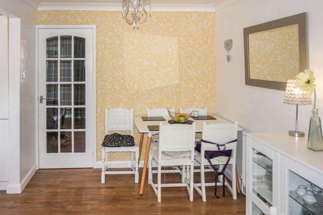Dining Room of Pasture Way, Sherburn In Elmet, Leeds LS25
