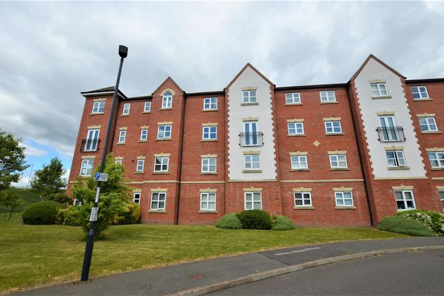 2 bed flat to rent in Cape Court, Derby DE24