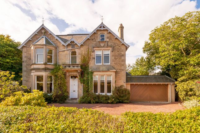 Thumbnail Detached house for sale in Newbattle Road, Eskbank