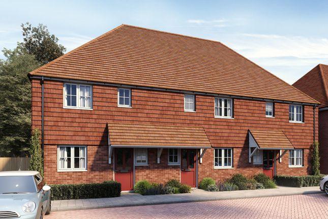 End terrace house for sale in Manton Crescent, Heartenoak Meadows, Hearenoak Road, Hawkhurst