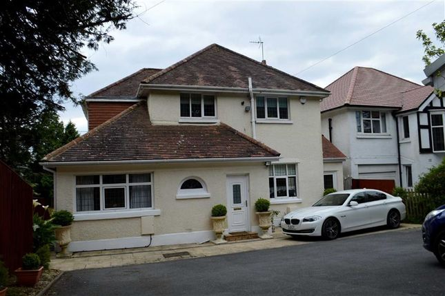 Thumbnail Detached house for sale in Gower Road, Swansea