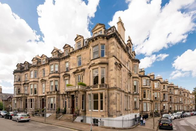 Thumbnail Flat to rent in Belgrave Crescent, West End, Edinburgh