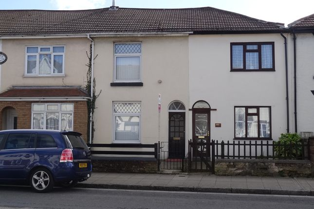 Thumbnail Terraced house to rent in Churchill Mews, Forton Road, Gosport