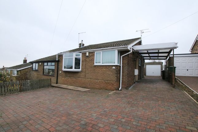 Thumbnail Detached bungalow to rent in Pippins Green Avenue, Kirkhamgate, Wakefield