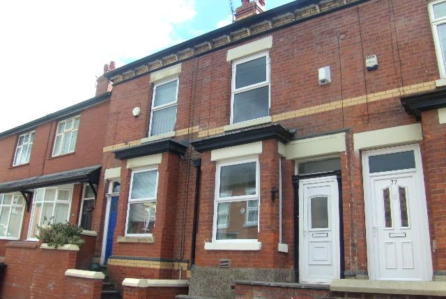 Thumbnail Terraced house for sale in Edna Street, Hyde