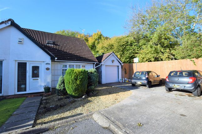 Thumbnail Semi-detached bungalow for sale in Westbourne Court, Barry