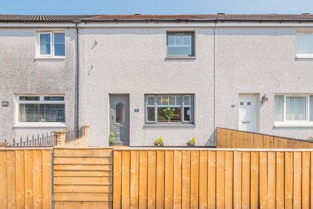Thumbnail Terraced house for sale in Carseview, Tullibody, Alloa