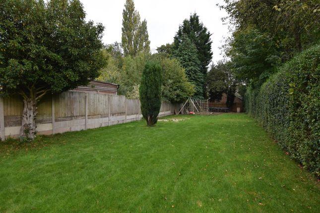 Please Note of Allestree Lane, Allestree, Derby DE22