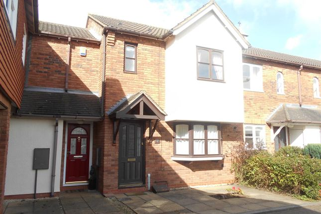 Thumbnail Terraced house to rent in Manor Rise, Lichfield