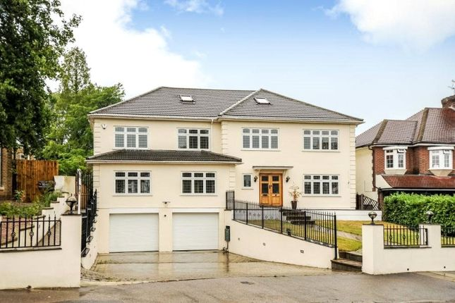 Thumbnail Detached house for sale in Princes Avenue, Woodford Green