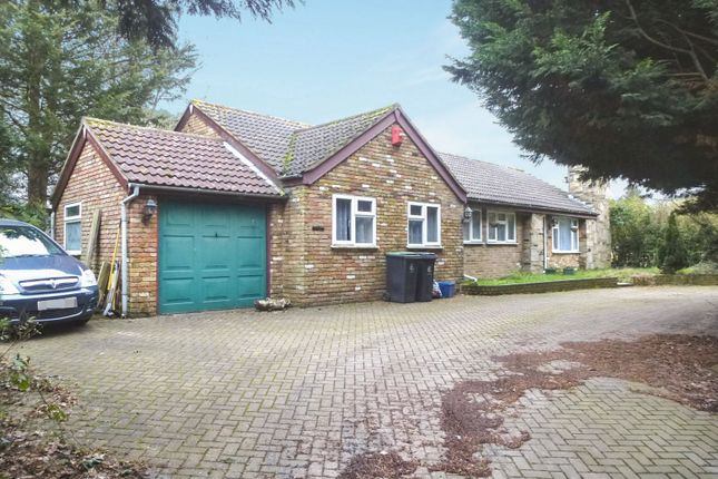 Thumbnail Detached bungalow for sale in Tylers Road, Roydon, Harlow