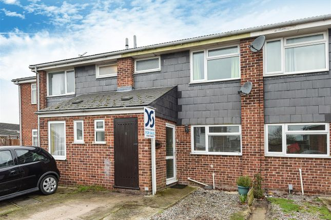 Thumbnail Terraced house for sale in Windrush Close, Grove, Wantage
