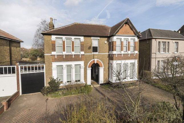 Thumbnail Detached house for sale in Westmount Road, London