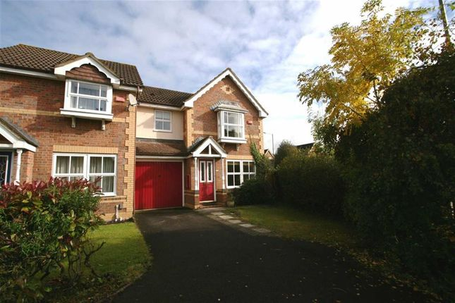 Thumbnail Semi-detached house to rent in Heather Drive, Thatcham
