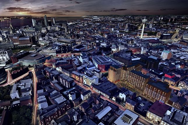 Flat for sale in Liverpool Investment Flats, 1 Wolstenholme Square, Liverpool