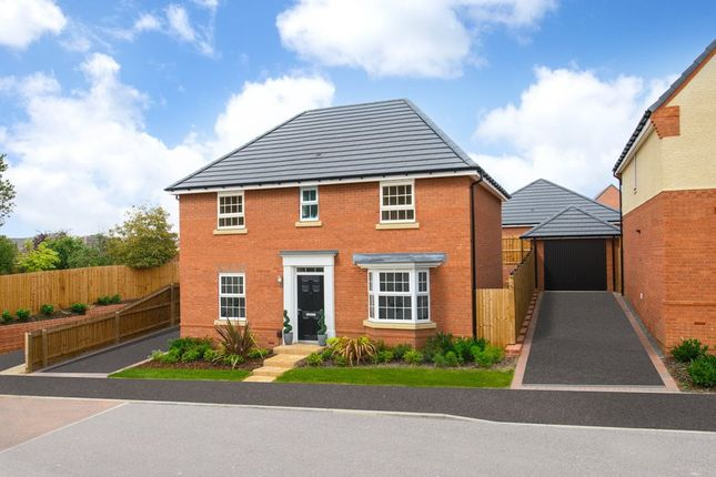 """4 bed detached house for sale in """"Bradgate"""" at Kilby Road, Fleckney, Leicester LE8"""