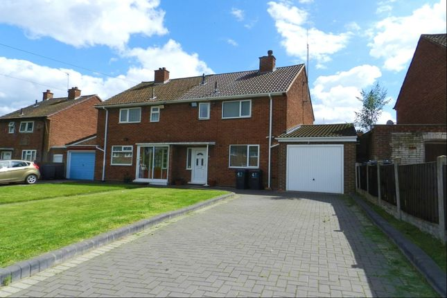 Thumbnail Semi-detached house for sale in Coneyford Road, Shard End, Birmingham