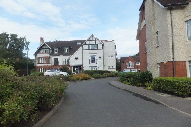 Thumbnail Flat to rent in Warwick House, Cheltenham Mews