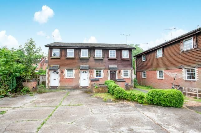 Thumbnail Terraced house for sale in Kings Road, Woking, Surrey