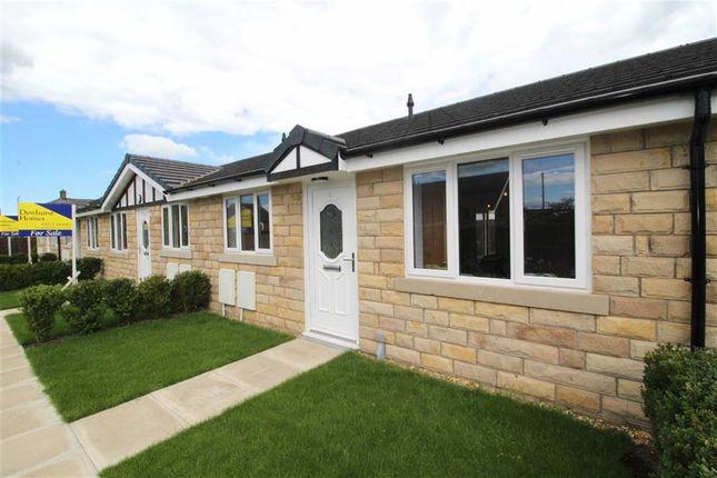 Thumbnail Terraced bungalow for sale in Towneley Road, Longridge, Preston