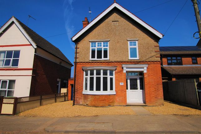 3 bed detached house for sale in Jones Cottages, Victoria Road, Rushden NN10