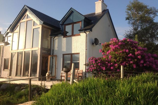 Thumbnail Detached house for sale in Lochdon, Isle Of Mull, Argyll And Bute