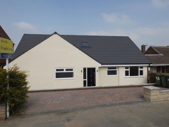 Thumbnail Detached house for sale in Hollins Spring Avenue, Dronfield, Derbyshire